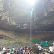 devkund waterfall near pune