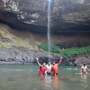 devkund waterfall pune