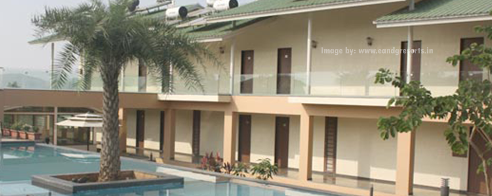 resorts near nashik