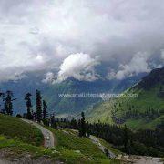 trekking camp to manali