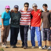 trekking places near panvel