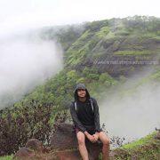 best trekking places in mumbai