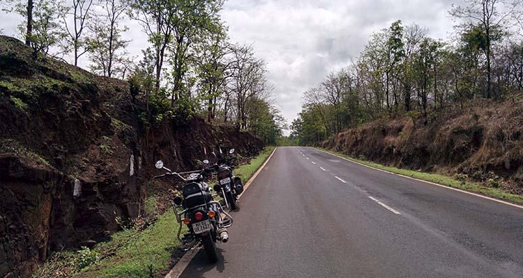 bhandardara bike ride