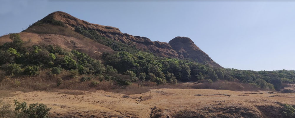 Trek to Morgiri Fort