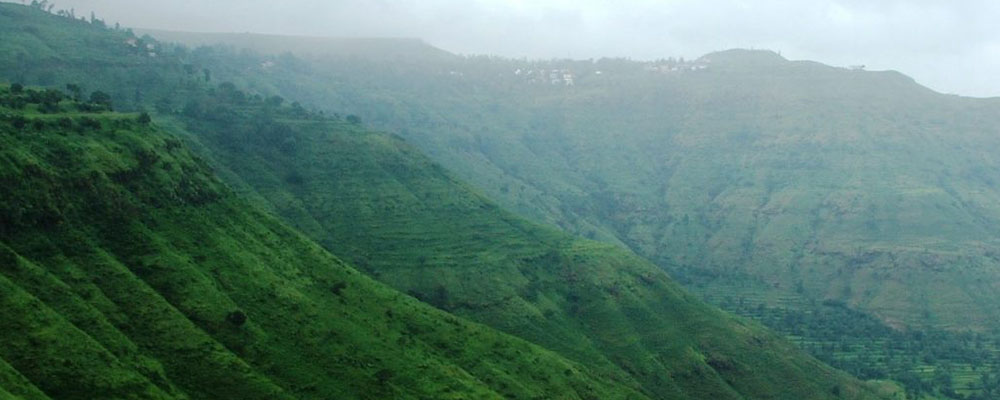 Trekking Places and Monsoon Spots near Kolhapur