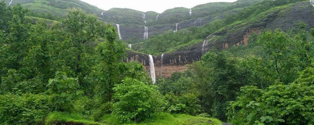 Zenith Waterfall in Monsoon