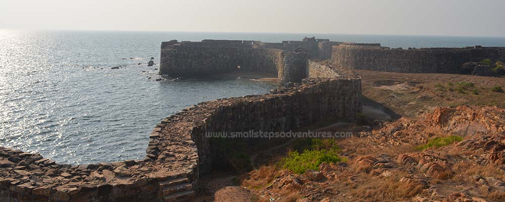 sea forts in Maharashtra