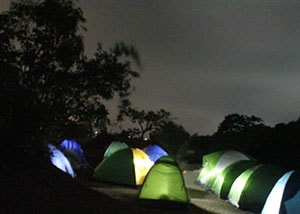 Fort Camping near Mumbai