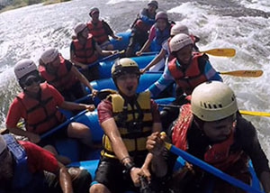 River Rafting Cost