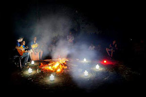 bhatsa river camping