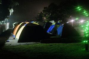 Dahanu farm camping