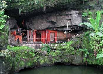 Tikona caves