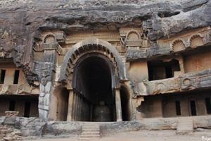 Bhaje Caves Lonavala