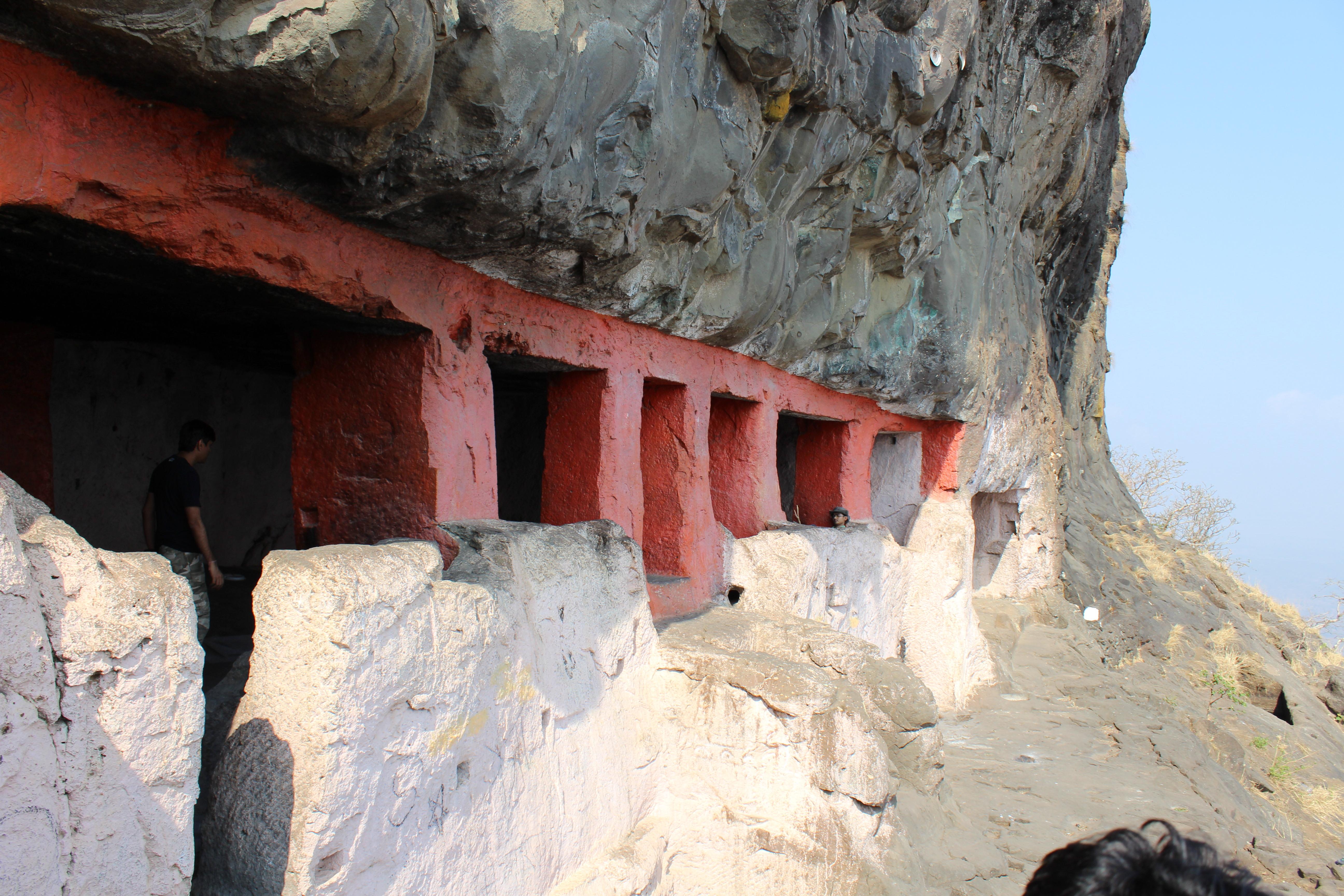 Gorakhgad Caves