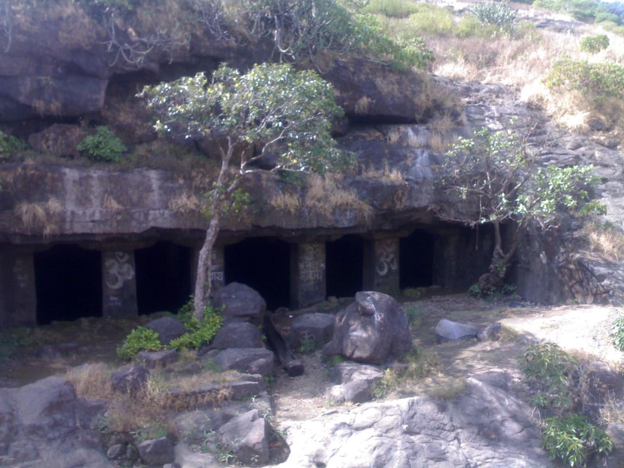 Harishchandragad caves