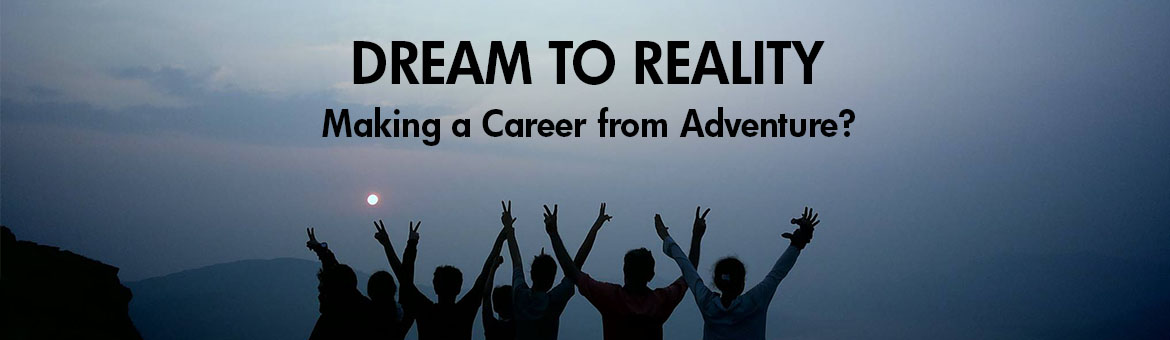 Career in Adventure Sports