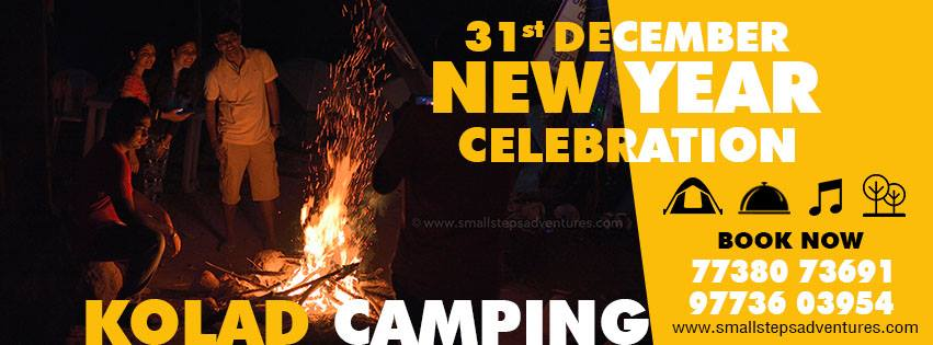 Camping at Kolad