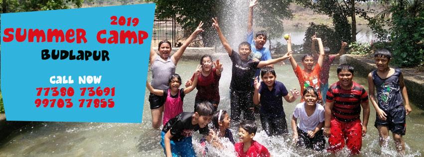 Kids Adventure Summer Camp near Mumbai & Pune   Small Step