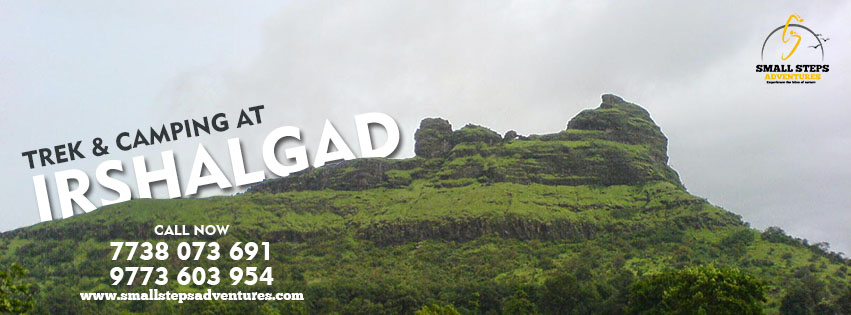 Irshalgad Trek and Camping