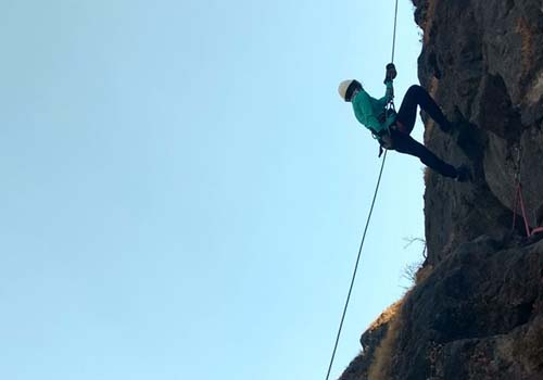 rappelling ssa