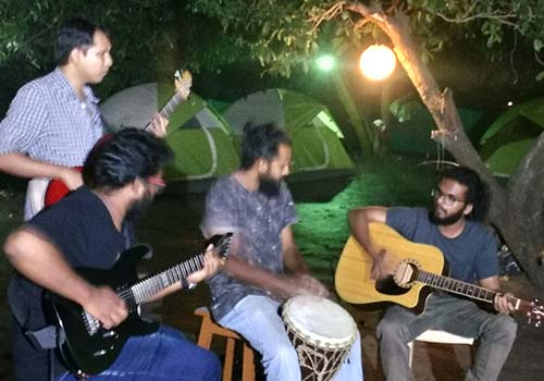 musical camping