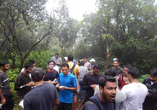 One day Trek to Prabalgad