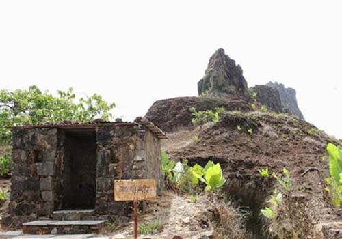 tung fort top