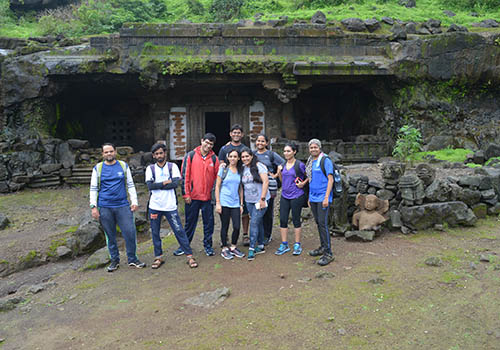 Trek to Tringalwadi fort