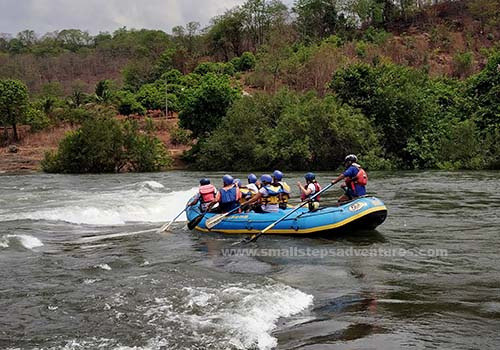 river rafting near pune