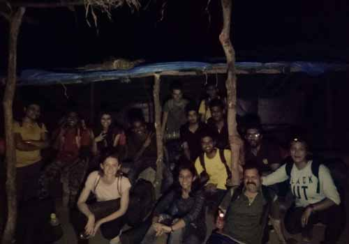 Kalavantin Night trek