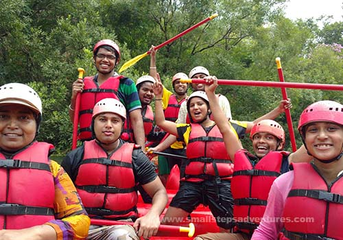 River Rafting Kolad