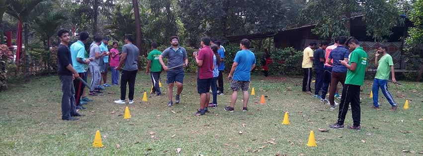 team building games & training