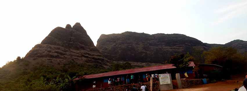 prabalgad fort trek