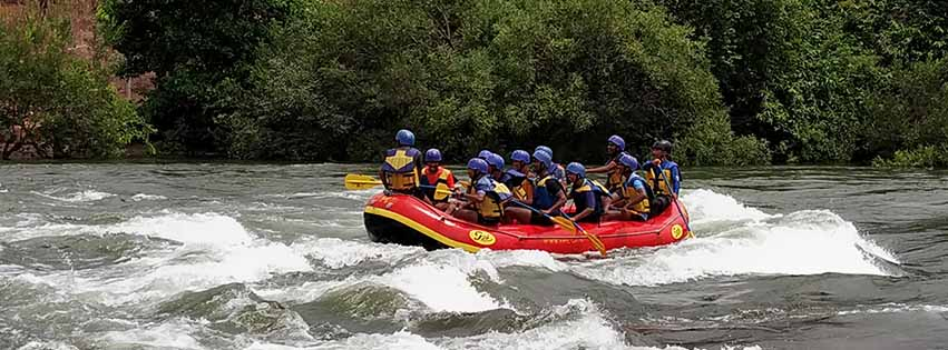 Kolad River Rafting