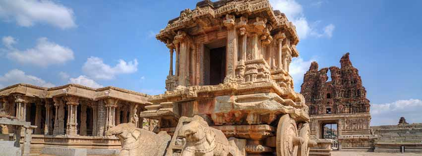 Hampi Heritage Trek and Camping