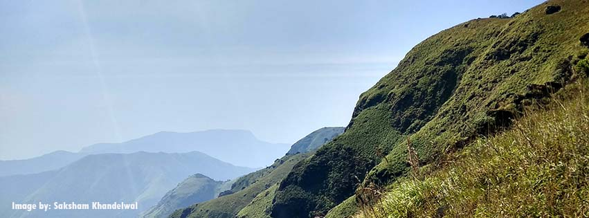 trekking and camping in coorg