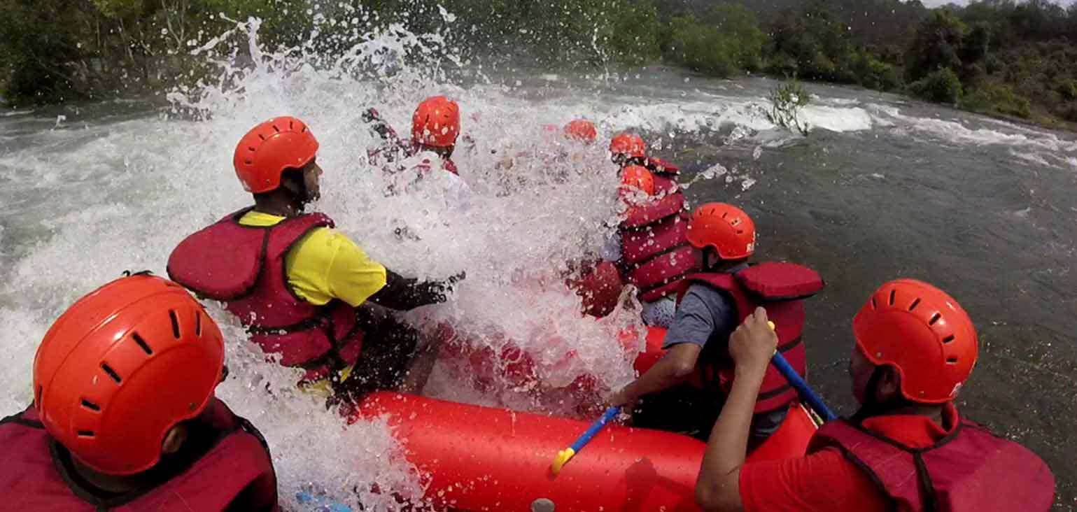 Adventure Activity near Mumbai