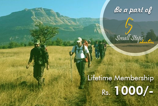 Small Steps Adventures Membership